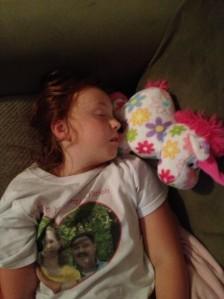 ValentinaSleeping