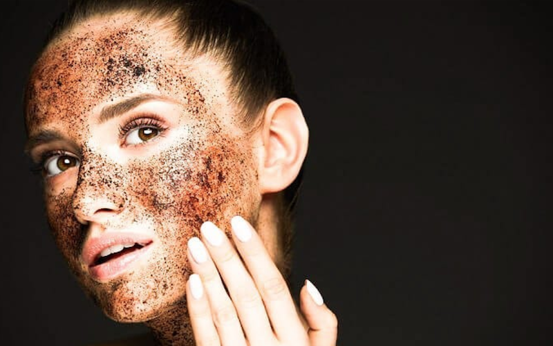 Coffee and Milk Face Mask – ARRESTED BY GRACE